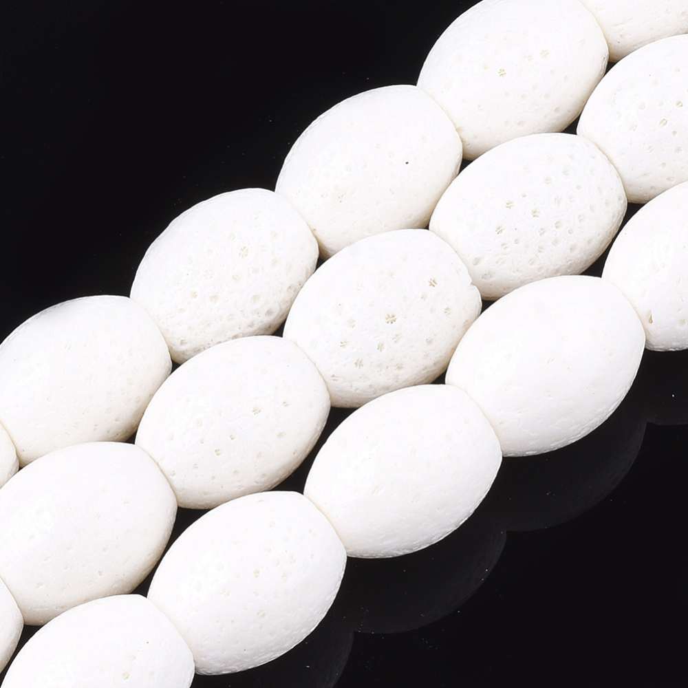 PandaHall_Sea_Bamboo_CoralImitation_Coral_Beads_Strands_Oval_White_15x125~13mm_Hole_1mm_about_295pcs1000g_Bamboo_Oval_White