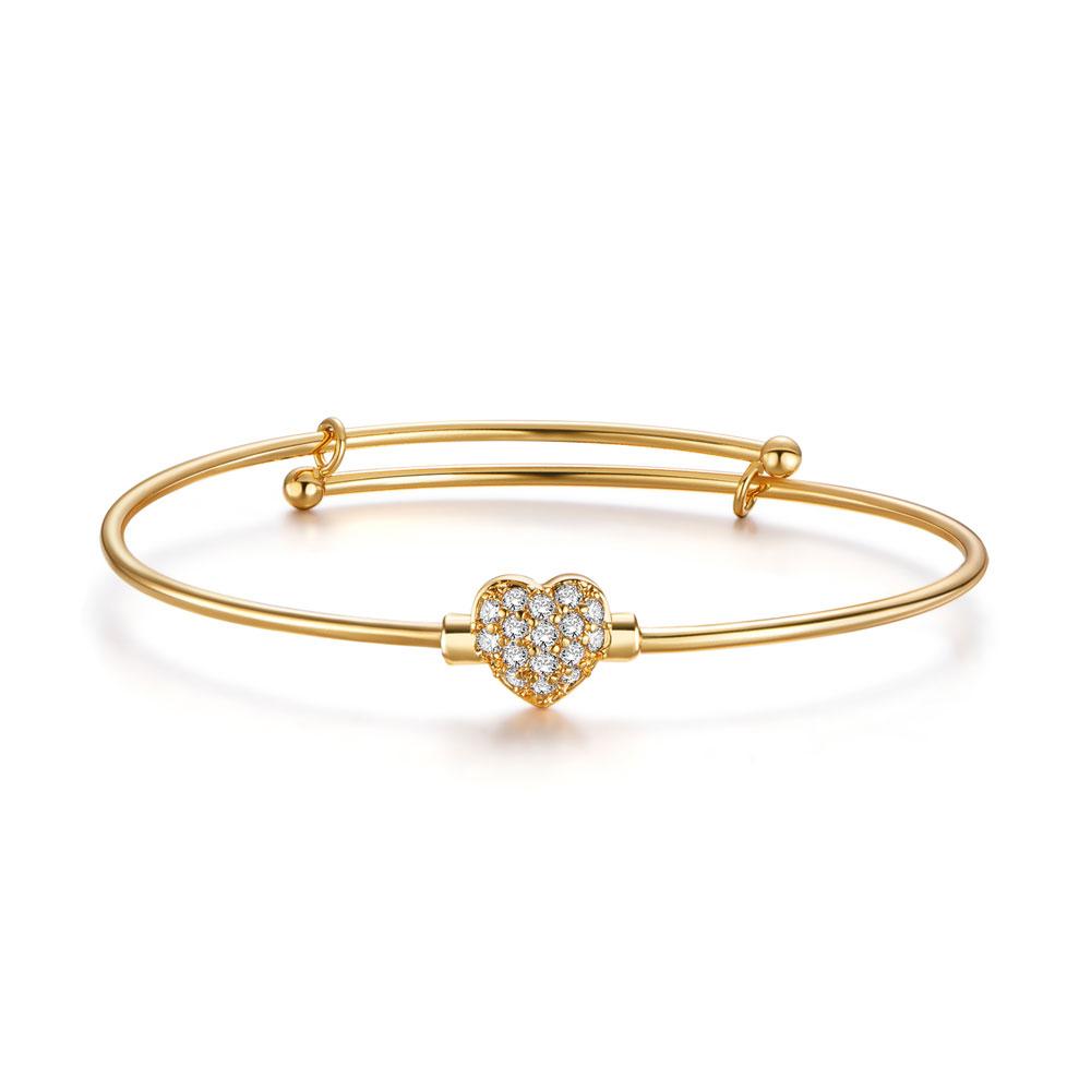 PandaHall_SHEGRACE&reg_Brass_Bangles_with_Cubic_Zirconia_Heart_Golden_214573cm_Brass_Clear