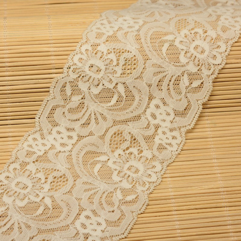 PandaHall_Lace_Trim_Nylon_Ribbon_for_Jewelry_Making_AntiqueWhite_33885mm_about_15yardsroll1372mroll_Nylon_Orange