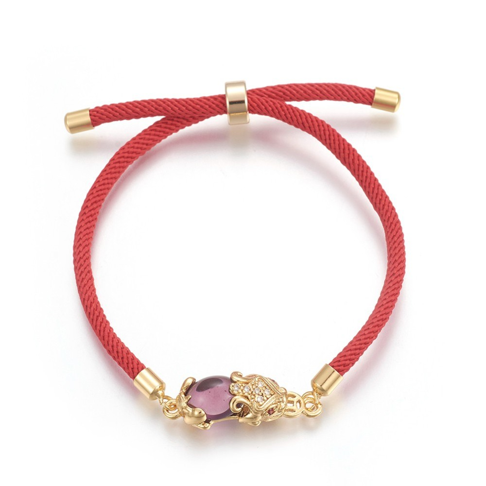 PandaHall_Cotton_Cord_Bracelets,_Slider_Bracelets,_with_Brass_Micro_Pave_Cubic_Zirconia_Findings_and_Dyed_Jade,_Real_Gold_Plated...
