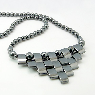 PandaHall_NonMagnetic_Synthetic_Hematite_Necklaces__with_Alloy_Magnetic_Clasps_Gray_248_Hematite_Gray