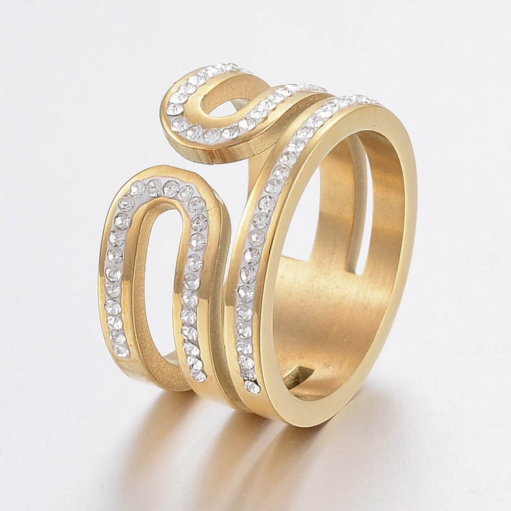 PandaHall_304_Stainless_Steel_Rings_with_Polymer_Clay_Rhinestone_Wide_Band_Rings_Hollow_Golden_Size_6_16mm_Stainless_SteelRhinestone