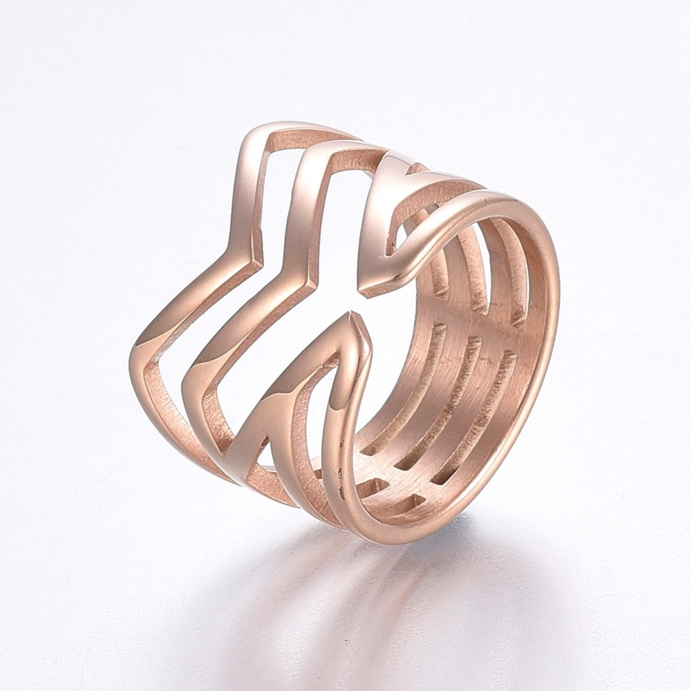 PandaHall_Hollow_304_Stainless_Steel_Wide_Band_Finger_Rings_Rose_Gold_Size_6~9_16~19mm_Stainless_Steel