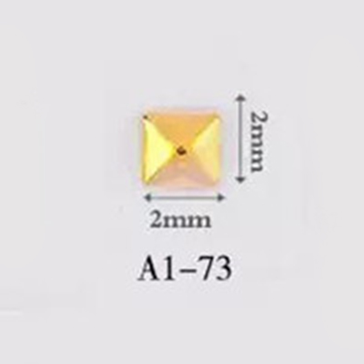 PandaHall_Alloy_Cabochons_Nail_Art_Decoration_Accessories_Square_Golden_2x2mm_about_1000pcsbag_Alloy_Square