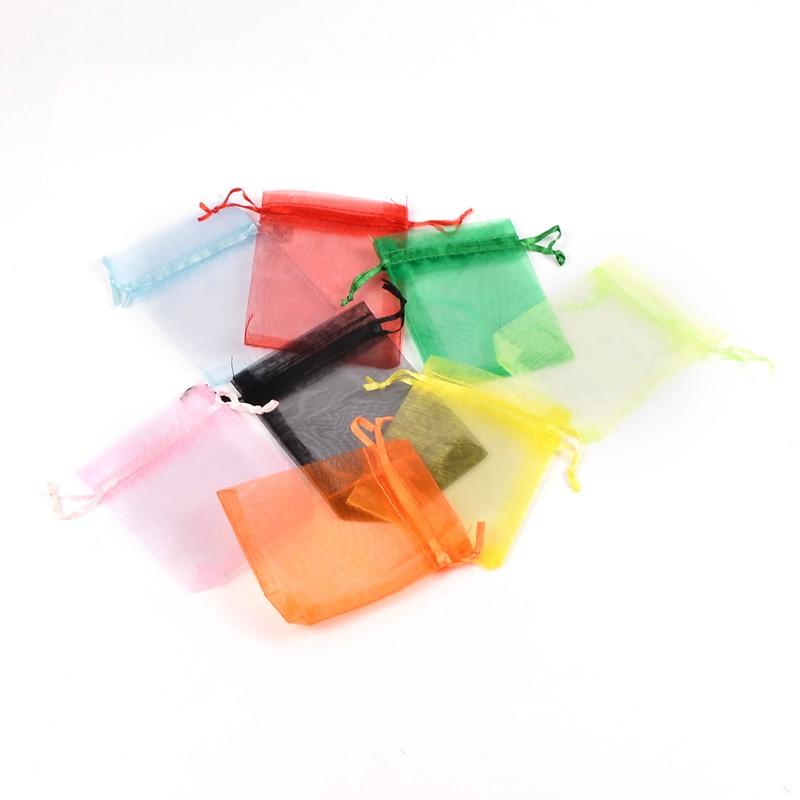 PandaHall_Organza_Bags_Mixed_Color_About_8cmx10cm_Organza_Rectangle_Multicolor