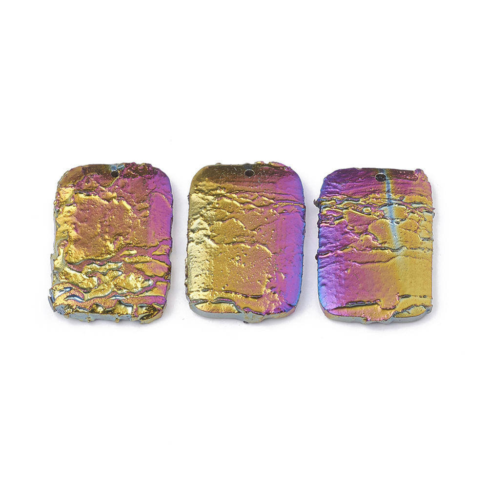 PandaHall_Natural_Dragon_Blood_Stone_Pendants_Rainbow_Plated_Rectangle_465~48x31~32x7mm_Hole_18mm_Dragon_Blood_Rectangle
