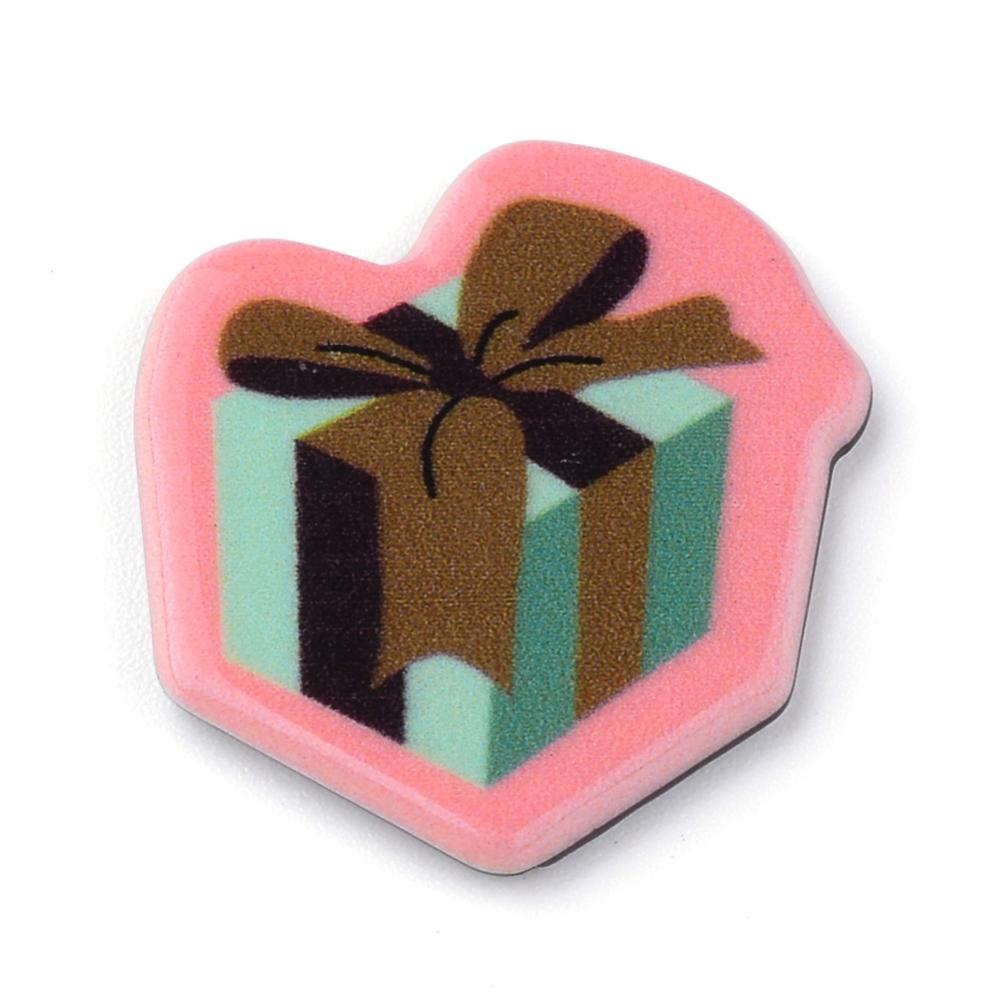 PandaHall_Plastic_Cabochons_Gift_Bags_MediumAquamarine_24x21x25mm_Plastic_Bag_Green
