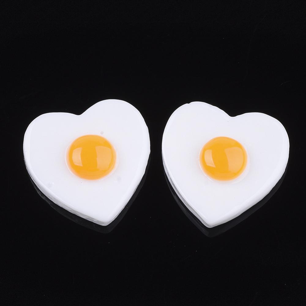 PandaHall_Resin_Cabochons_Heart_Fried_egg_White_195x19x5mm_Resin_Heart_White