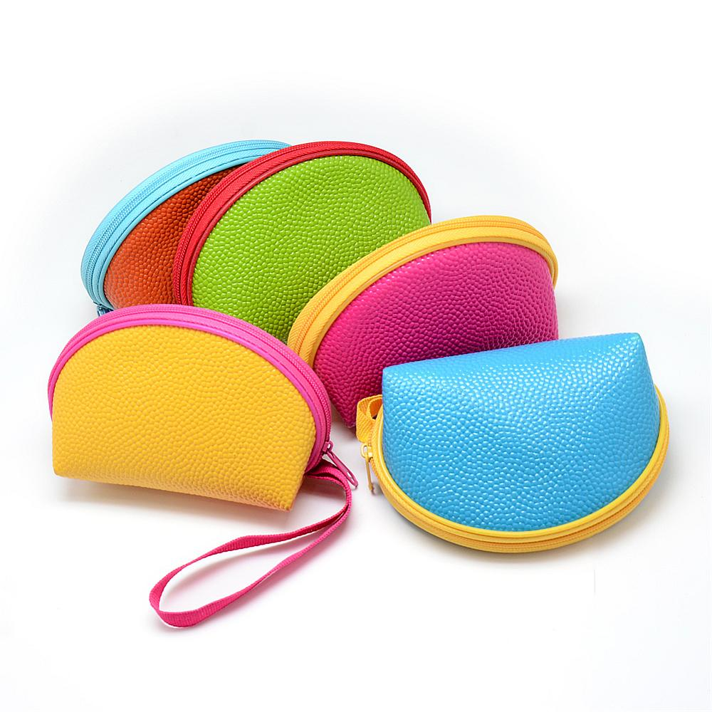 PandaHall Imitation Leather Clutch Bags, Change Purse, Mixed Color, 110x50x80mm Imitation Leather Multicolor (ABAG-T001-40M 1351316) photo