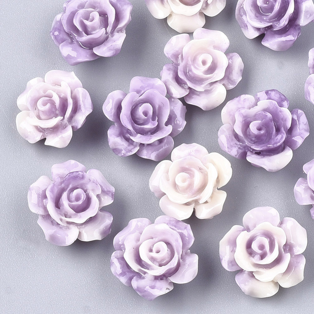 PandaHall_Synthetic_Coral_Beads_Dyed_Flower_MediumPurple_12x12x7mm_Hole_1mm_Synthetic_Coral_Flower_Purple