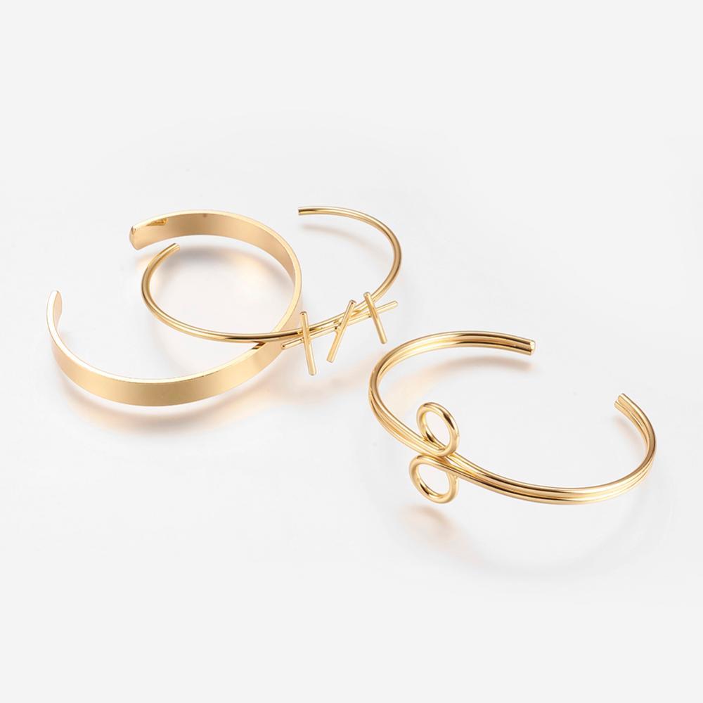 PandaHall_Brass_Cuff_Bangle_Real_Gold_Plated_134~2x214~23846~48x58~62mm_Brass
