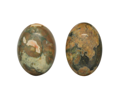 PandaHall_Natural_Rhyolite_Jasper_Cabochons_Oval_30x22x8mm_about_24pcsgroup_Other_Jasper_Oval