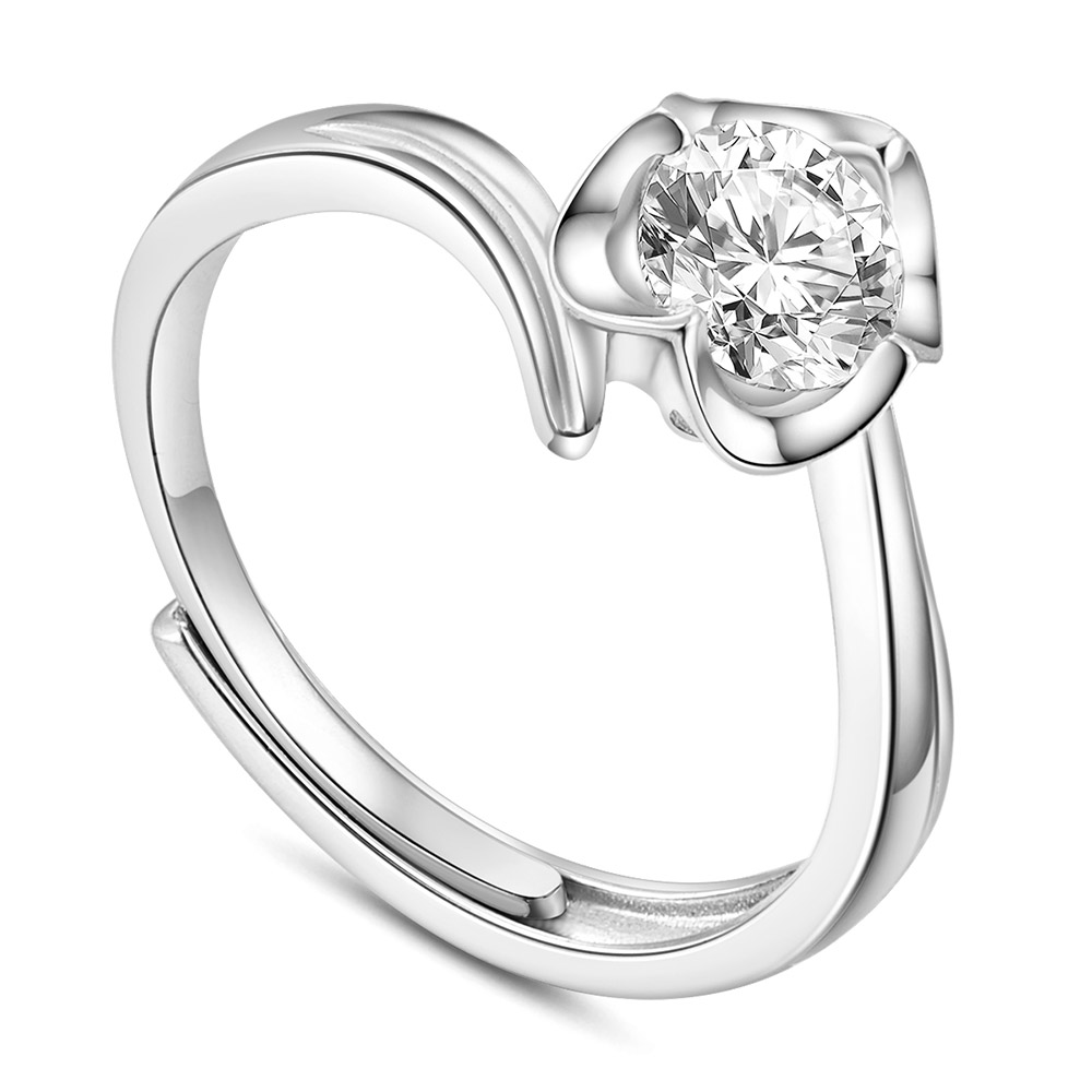 PandaHall_SHEGRACE&reg_925_Sterling_Silver_Adjustable_Rings_with_Grade_AAA_Cubic_Zirconia_Platinum_Size_8_183mm_Sterling_Silver_Clear