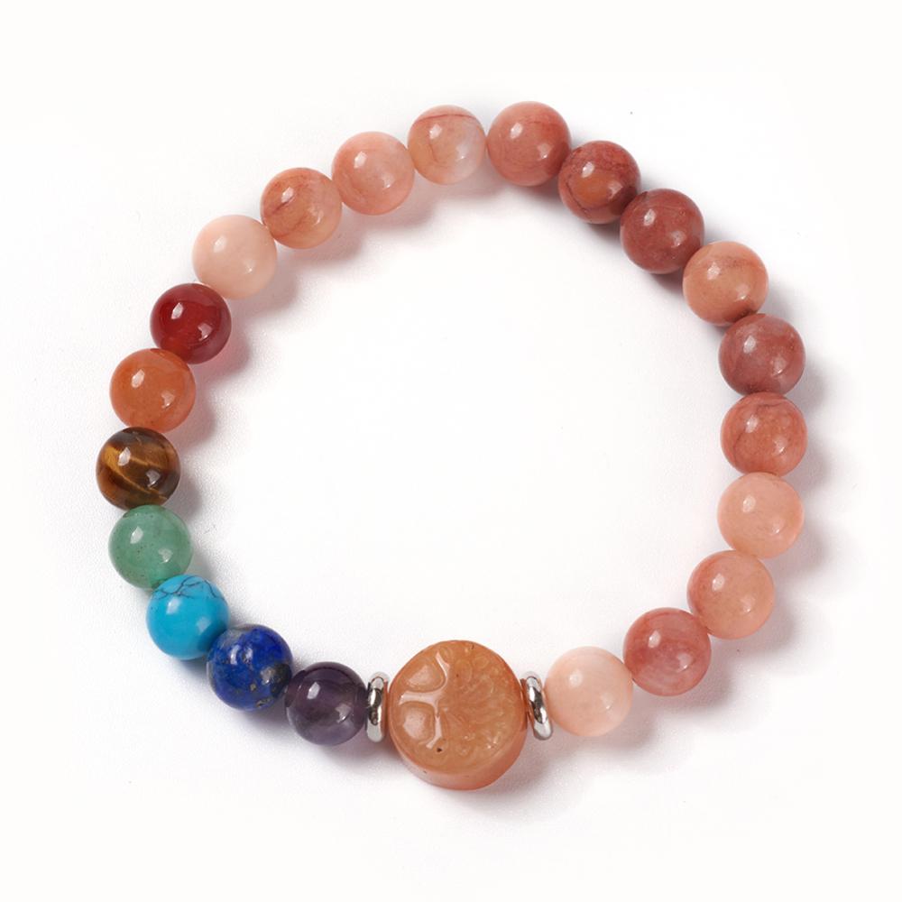 PandaHall_Natural_&_Synthetic_Mixed_Stone_and_Aventurine_Beads_Stretch_Bracelets_21853~55cm_Aventurine