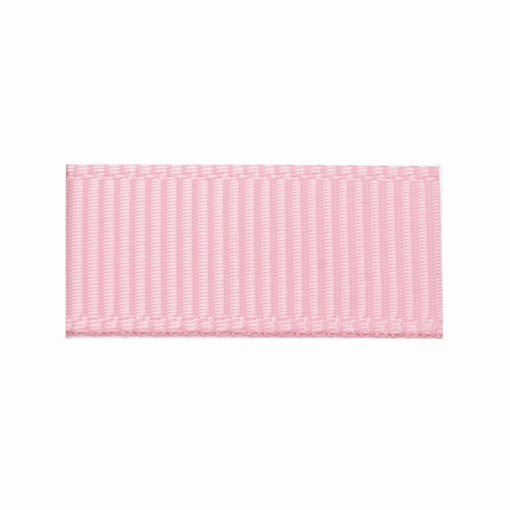 PandaHall_High_Dense_Polyester_Grosgrain_Ribbons_Pink_1465mm_about_100yardsroll_Polyester_Pink