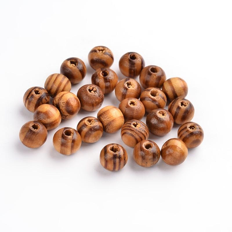 PandaHall_Wood_Beads_Lead_Free_Round_BurlyWood_8mm_in_diameter_hole_25mm_Wood_Round_Orange