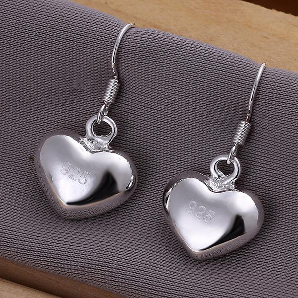 PandaHall_High_Quality_Silver_Plated_Brass_Heart_Dangle_Earrings_29x15mm_Brass_Silver