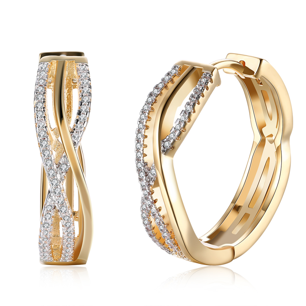 PandaHall_Brass_Cubic_Zirconia_Hoop_Earrings_Clear_Champagne_Gold_6x23mm_Brass_Clear