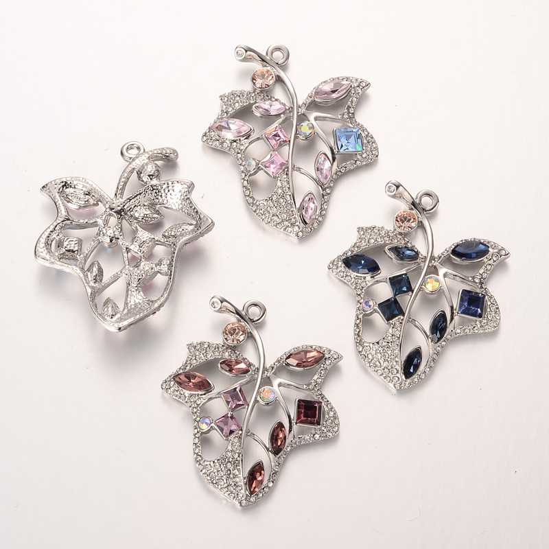 PandaHall_Leaf_Alloy_Pendants_with_Imitate_Austrian_Crystal_Glass_Rhinestone_Platinum_43x37x5mm_Hole_2mm_AlloyRhinestone_Leaf